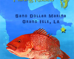 Fishing Rodeo in Grand Isle