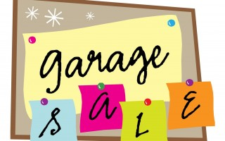 Greand Isle Garage Sale