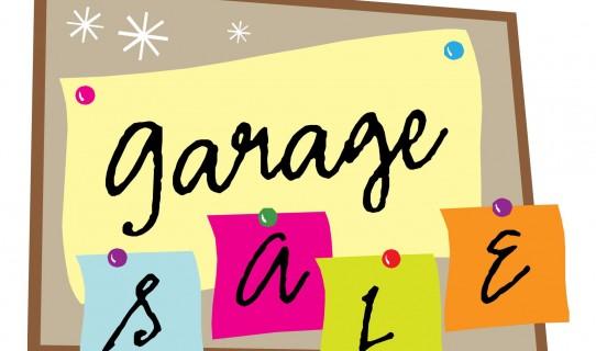 Greand Isle Garage Sale